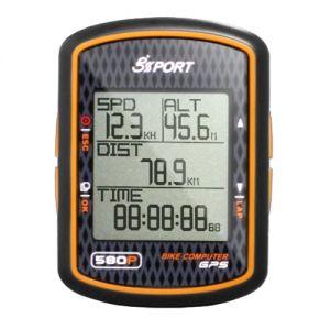 Велосипедный компьютер GlobalSat GB-580